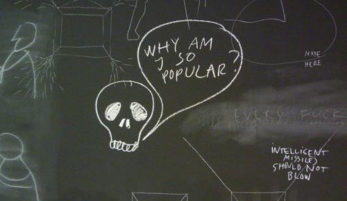 """""""Why am I so Popular?"""""""